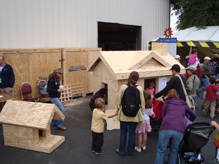 組み立て式家2